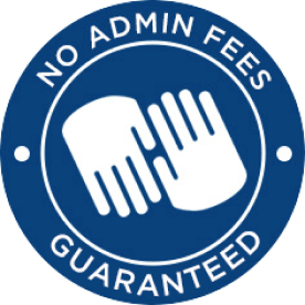 no-admin-fees-guaranteed