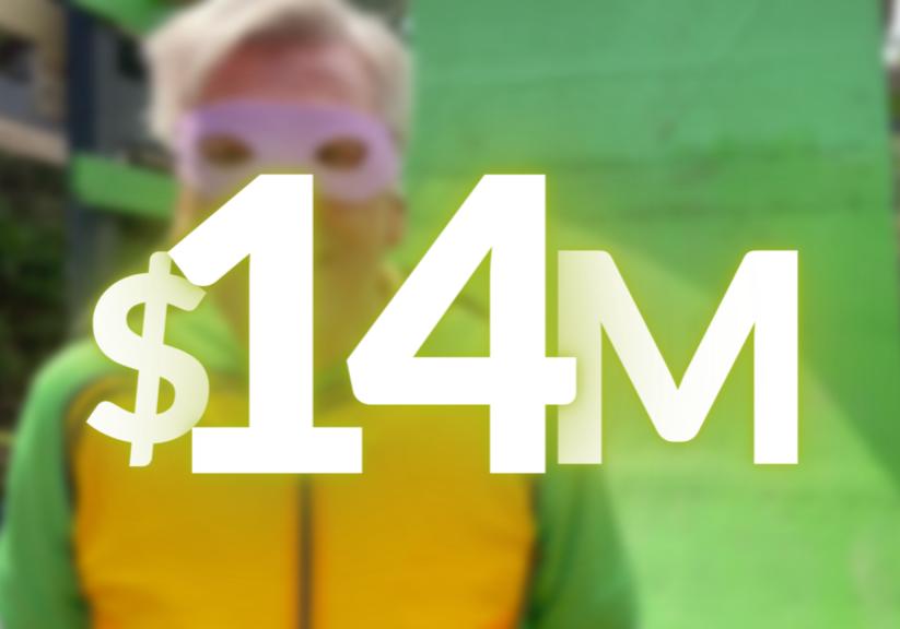 14 Million Raised Feature Images